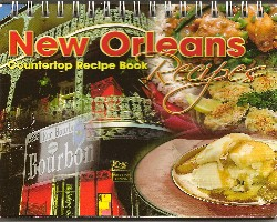 New Orleans Counter Top Recipes