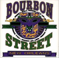 Bourbon Street U Ceramic Tile