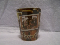 New Orleans Pictures Shot Glass