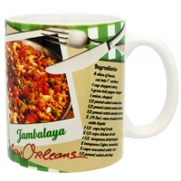 Jambalaya Recipe Coffee Mug