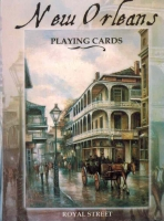 New Orleans French Ouarter Playing Cards