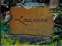 Louisiana Swamp Picture Frame