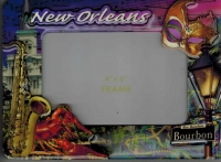 New Orleans Picture Frame