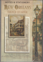 New Orleans French Quarter Stationery