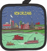 River View Pot Holder