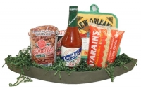 Red Beans N Rice Pirogue Gift Set