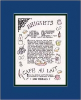 Beignet Recipe Art