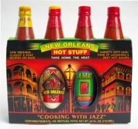 New Orleans Hot Stuff Hot Sauce